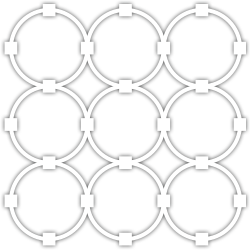 diatreta belgrade logo shadow