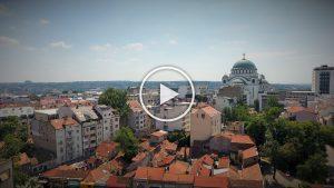 diatreta galerija panoramski snimak 4k