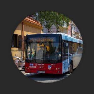 diatreta lokacija autobusi