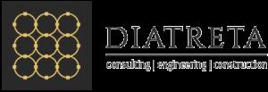 diatreta belgrade logotype black