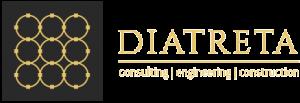 diatreta belgrade logotype gold