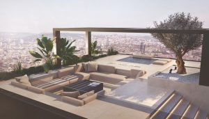 diatreta apartment 15 roof terrace 1