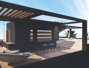 diatreta apartment 15 roof terrace 3