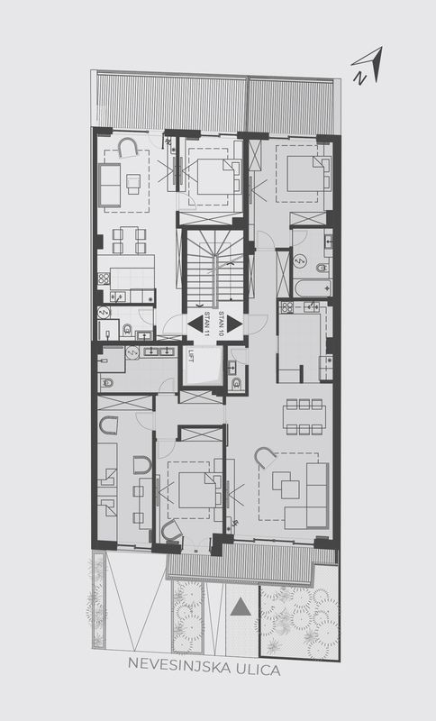 diatreta apartment position 10