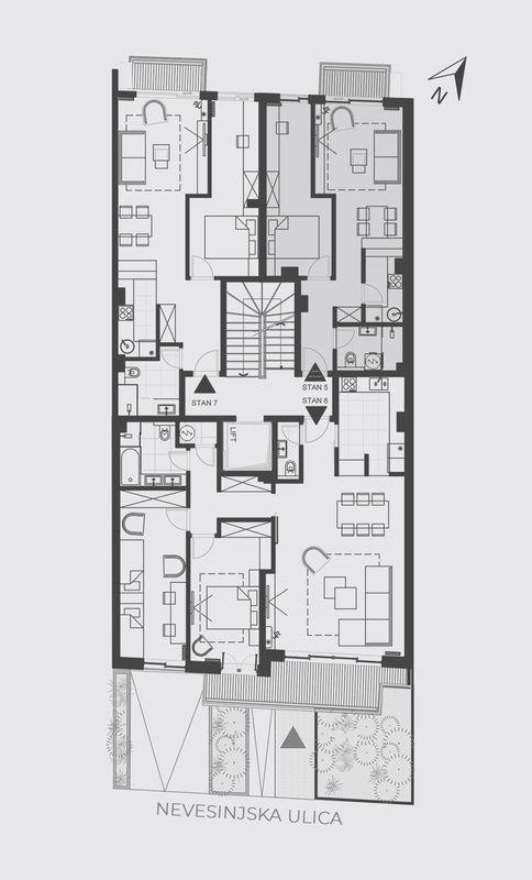diatreta apartment position 5