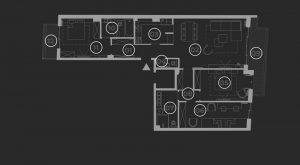 diatreta basis of the apartment 12