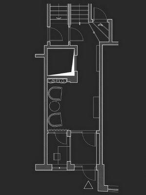 diatreta basis of the entrance hall