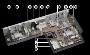 diatreta 3d display apartment 12 2020