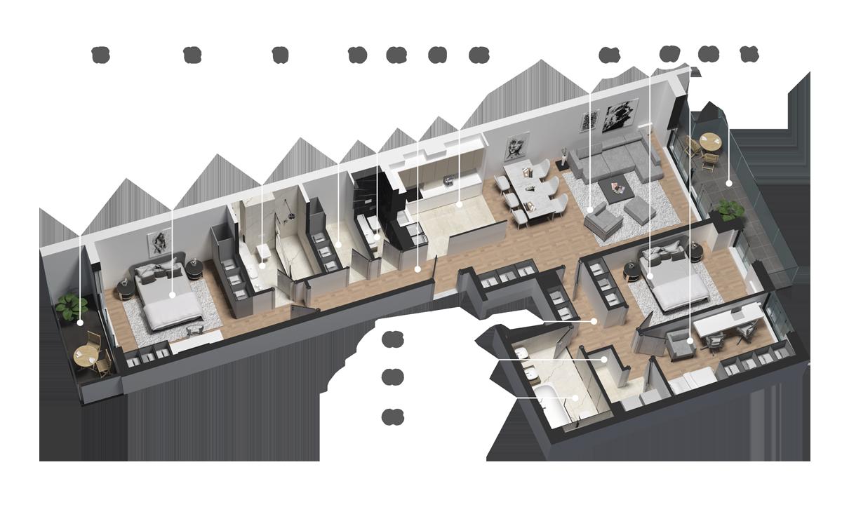 diatreta 3d display apartment 8 2020
