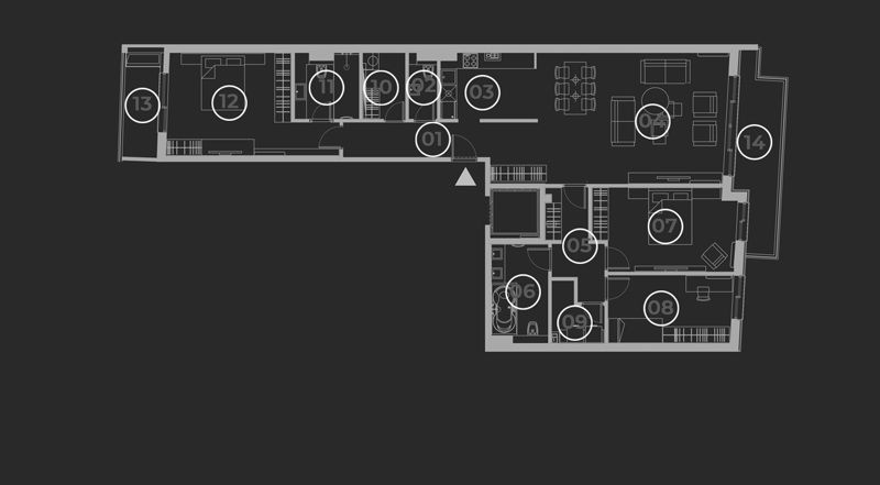 diatreta basis of the apartment 8 2020