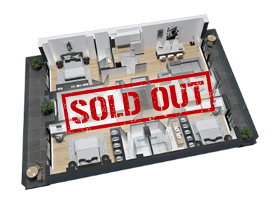 diatreta offer of apartments apartment 14 sold out